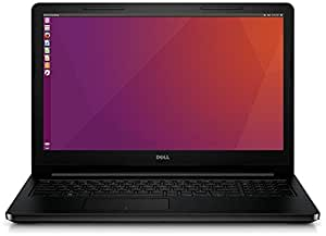 Dell Inspiron 15 3565 15-inch Laptop (7th Gen E2-9000/4GB/500GB/Ubuntu Linux 16.04/Integrated Graphics), Black