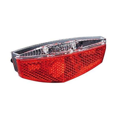 LED-Rücklicht Tivoli, Gepäckträgerbefestigung, E-Bike-Version 6-48V (1 Stück)