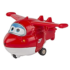Super Wings - Jett, personaje transformable (Colorbaby 75861)