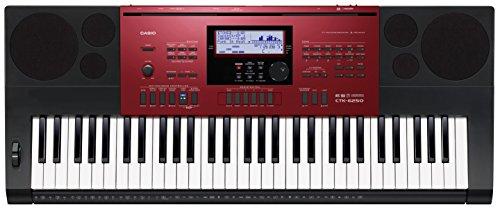 Casio CTK-6250 - Teclado MIDI