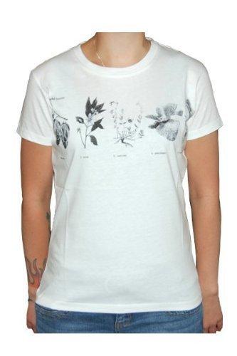 Nicole Farhi Femme by Nicole Farhi T-Shirt Small White by Nicole Farhi