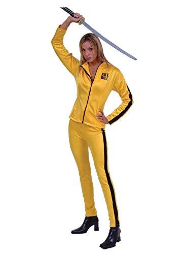 Chiber - Kung Fu - Kill Bill (Kostüm Kill Bill)