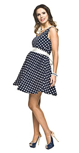 *2in1 elegantes und bequemes Umstandskleid / Stillkleid, Modell: RIPI, Größe L*