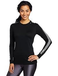 Helly Hansen Women's Dry Original Shirt, Black, X-Small by Helly Hansen
