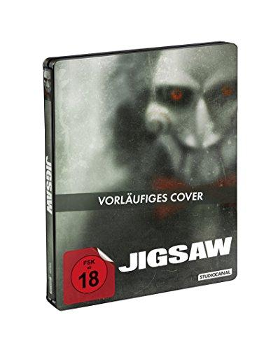 Jigsaw / SteelBook Edition / Blu-ray