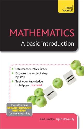 Mathematics: A basic introduction: Teach Yourself por Alan Graham