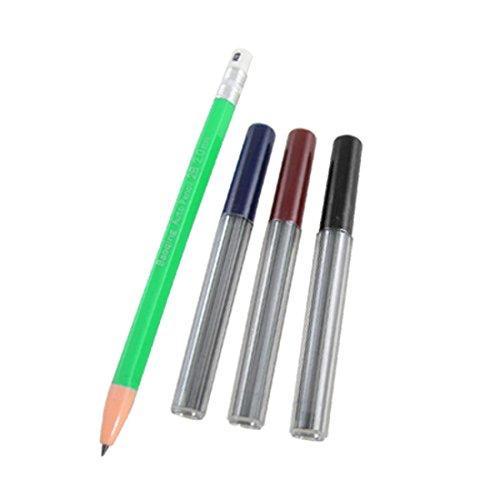 sourcingmap-20-mm-cables-empujando-lapices-fresco-verde