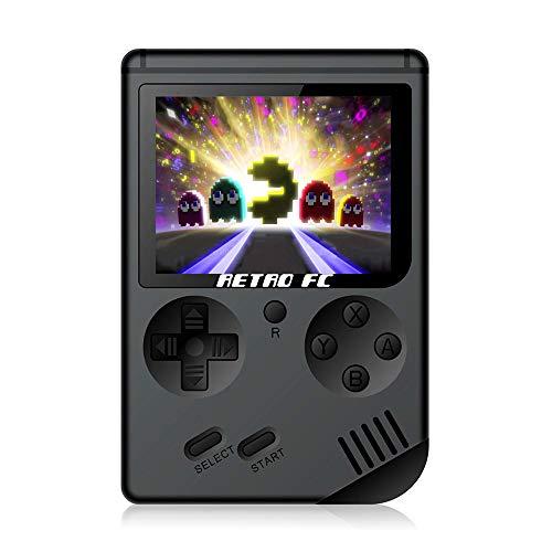 CXYP Handheld Spielkonsole, Handheld Konsole 3 Zoll 168 Retro Spielkonsole Konsole für Kinder Geschenk (Handheld-spiel-konsole)