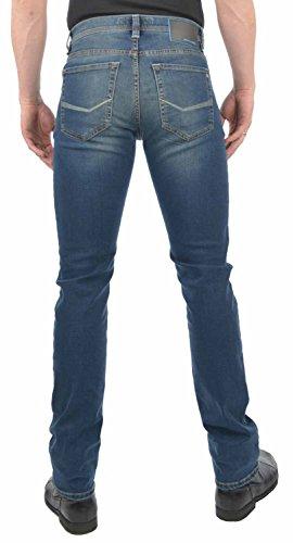 Pierre Cardin Herren Straight Jeans Future Flex 3451 bleached