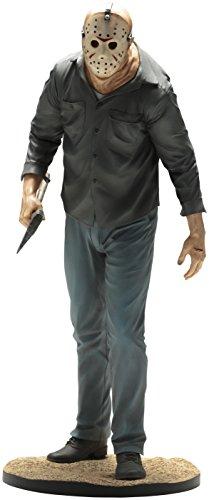 0Teil 3Jason Voorhees ARTFX Statue (Jason Vorhees-masken)