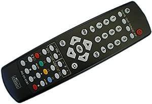 ERSATZ FERNBEDIENUNG PASSEND FÜR HUMAX ESD-160S Ultra HD 4 K RECEIVER NEU !