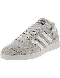Adidas Busenitz Lgsogr / ftwwht / silvmt del patín zapatos 8 con nosotros