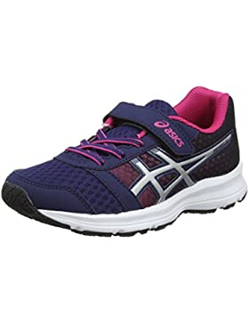 Asics Patriot 9 PS, Zapatillas de Running para Niños