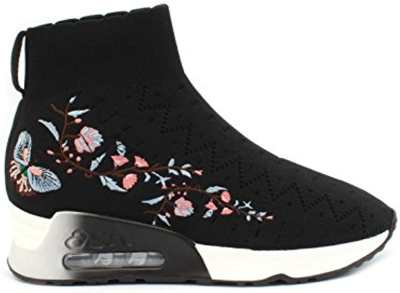Ash Sneaker Lotus Black  En línea Obtenga la mejor oferta barata de descuento más grande