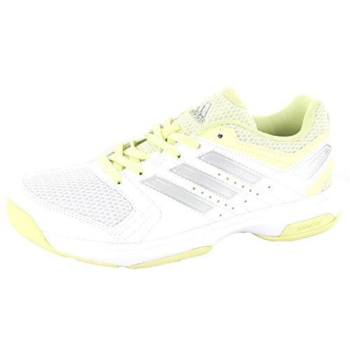 adidas Essence, Chaussures de Handball Femme Blanc