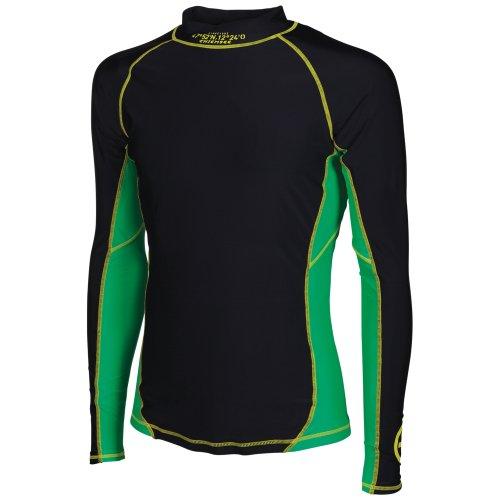 Chiemsee 2060900 Herren Surf und Schwimm Lycra T-Shirt Grando, 2060900 Mint