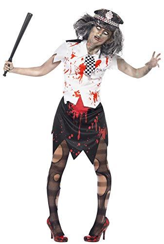- Zombie Polizist Halloween Kostüm