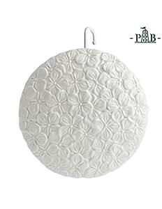 """La porcellana """"Leopoldina ortensia umidificatore, bianco"""