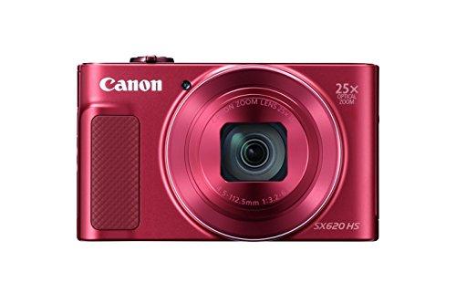 Canon 1073C002 PowerShot SX620 HS - Rot -