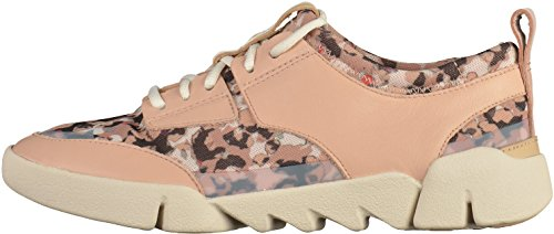Clarks Tri Soul 26123809 femmes Derbies Rose
