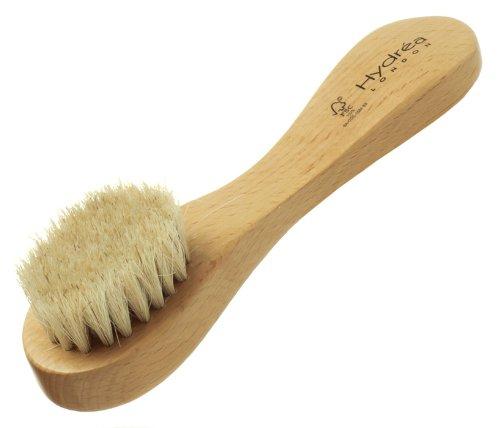 Hydrea Brosse pour le visage en bois