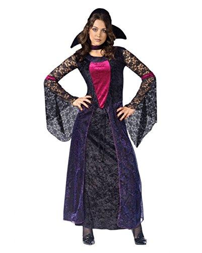 a Halloween Kostüm Gr. 40-42 ML (Vamptessa Kostüm)