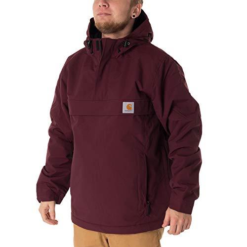 Preisvergleich Produktbild Herren Jacke Carhartt WIP Nimbus Pullover Mantel,  M,  rot