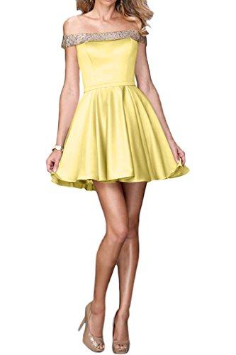 ivyd ressing robe courte ligne fabuleuses U de la découpe A mommé Prom Party robe robe du soir Nazisse