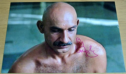 sportagraphs-ben-kingsley-signed-autograph-12x8-photo-film-ghandi-schindlers-list-coa