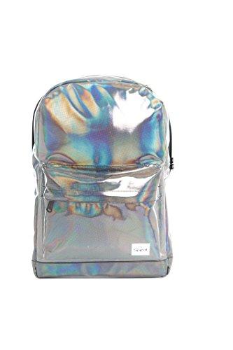 SPIRAL OG Backpack Silver Rave School Bag 1140-OG SPIRAL Bags Surf Station