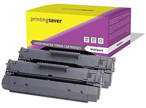 2X Printing Saver SCHWARZ Toner kompatibel für HP Laserjet 1100, 1100A, 1100A SE, 1100A XI, 1100SE, 1100XI, 3200, 3200M, 3200SE drucker - Drucker Patrone 92 Hp