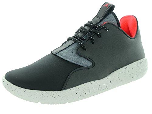 Nike Jungen Jordan Eclipse Holiday BG Turnschuhe Schwarz / Grau (Schwarz / Schwarz-Dunkelgrau-Lght Bn)