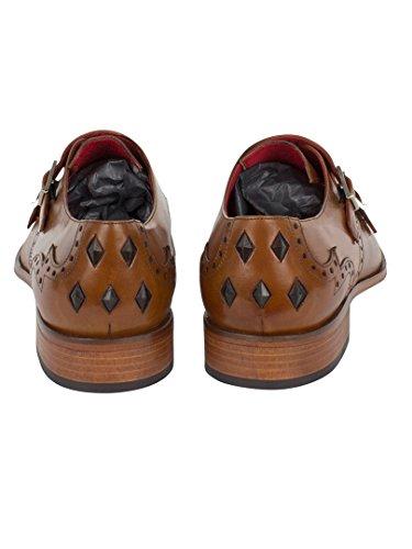 Jeffery West Homme Yardb Lille Chaussures, Marron Marron