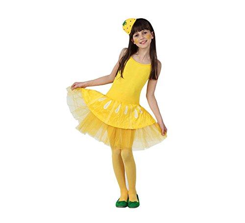 Atosa Disfraz de Limón para Niña