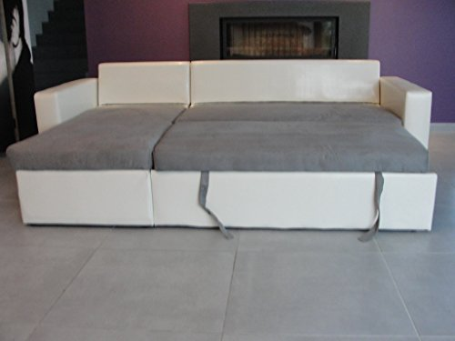 Bestmobilier-Arizona-Canap-d-angle-convertible-rversible-4-places-223-x-145-x-81cm-BlancGris