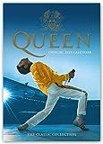 Queen 2019 - A3 Format Posterkalender: Original Danilo-Kalender