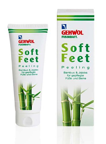 Gehwol Soft Feet Peeling 125ml, Fußpflege