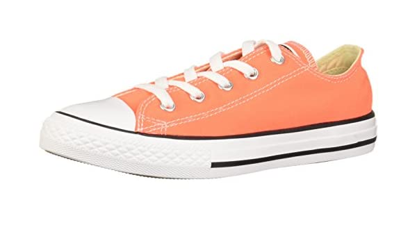 3d2b7c114dbf Converse Unisex Kids  Chuck Taylor All Star Fresh Colors Ox Low-Top Sneakers