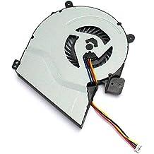 Ordinateur portable CPU Ventilateur de refroidissement pour Asus X451ca X551CA X451X551X551MA X451C X511C Série Numéro de pièce de rechange Ksb0705hb-dd24