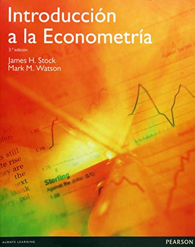 Introducción a la econometría por James Stock