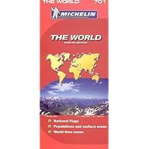 Michelin The World: English Edition
