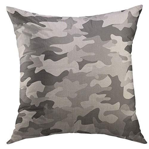 décorative, 18x18 Pouces Housse pour canapé-lit, décor de Maison, Chevrons à Chevrons à Chevrons taie d'oreiller