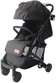 Keenz Air Plus Baby Stroller - Black