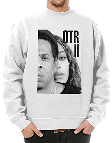 Ulterior Clothing On The Run 2 Tour Dates Sweatshirt