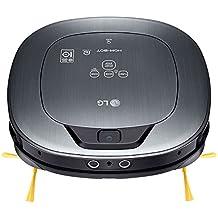 LG VSR9640PS - Hombot Turbo Serie 12. Robot aspirador, video vigilancia avanzada, color