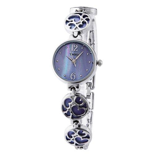 Time100 W50186L.01A W500 - Reloj para mujeres color púrpura
