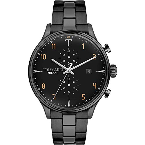 Reloj cronógrafo de Hombre Trussardi t-Complicity Trendy cód. r2473630001