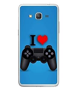PrintVisa Designer Back Case Cover for Samsung Galaxy On5 (2015) :: Samsung Galaxy On 5 G500Fy (2015) (Love Lovely Attitude Men Man Manly)
