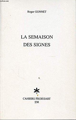 LA SEMAISON DES SIGNES