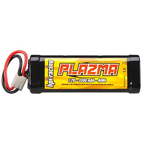 HPI/TT 7.2 V 3300 mAh NiMH Stick Pack Batterie (plazma)